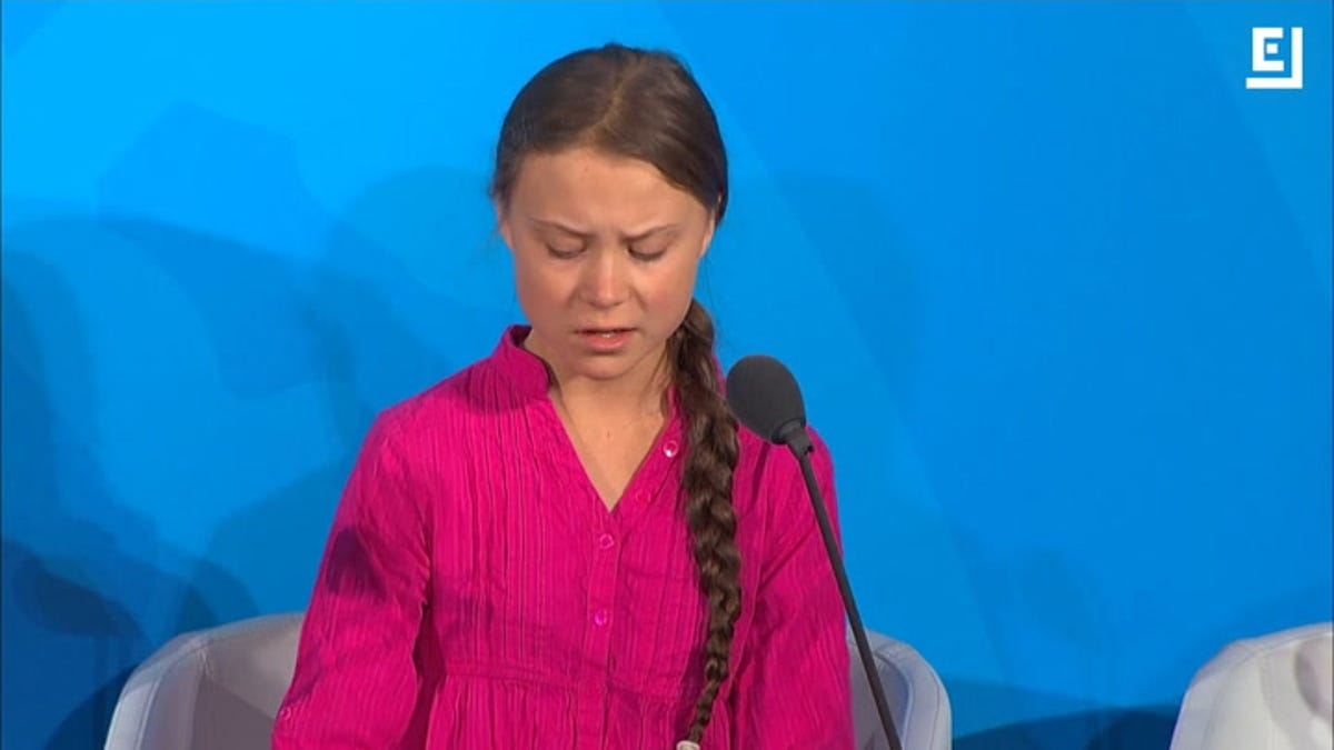 'How Dare You!': Watch Greta Thunberg's Full Heart-Wrenching UN Climate Speech