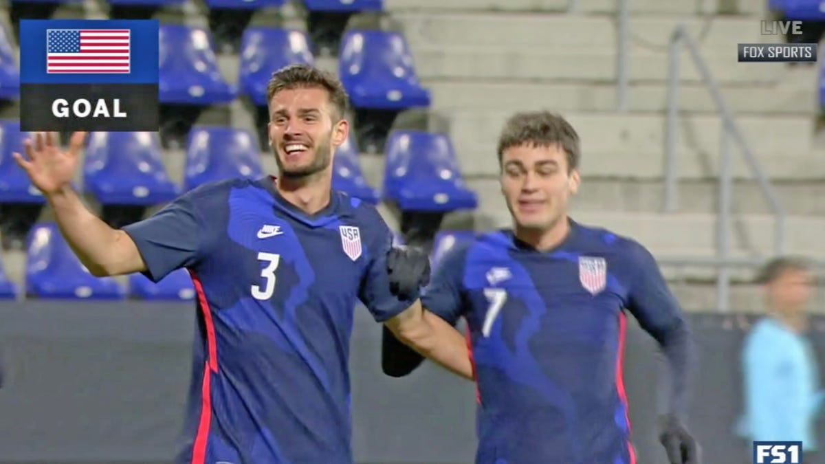 Through the fog, there's finally some light for the USMNT