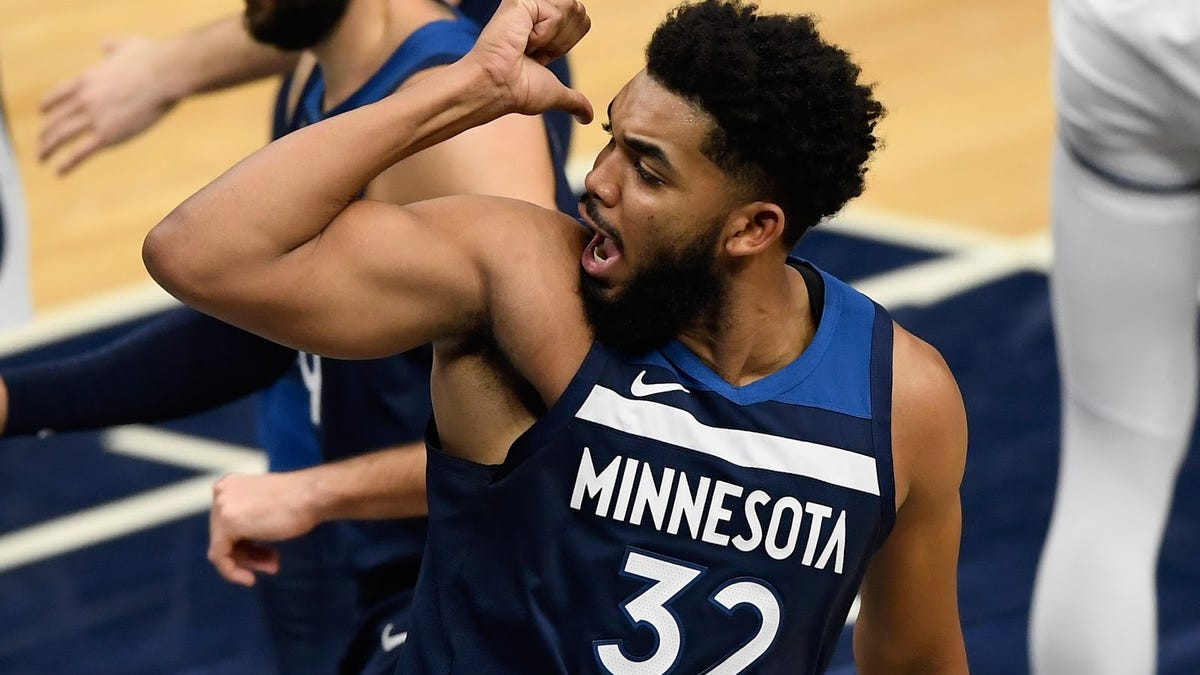 When Karl-Anthony Towns speaks about COVID, you – and the NBA – need to listen