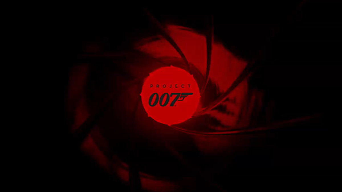 The Makers Of Hitman Are Working On A New James Bond Game