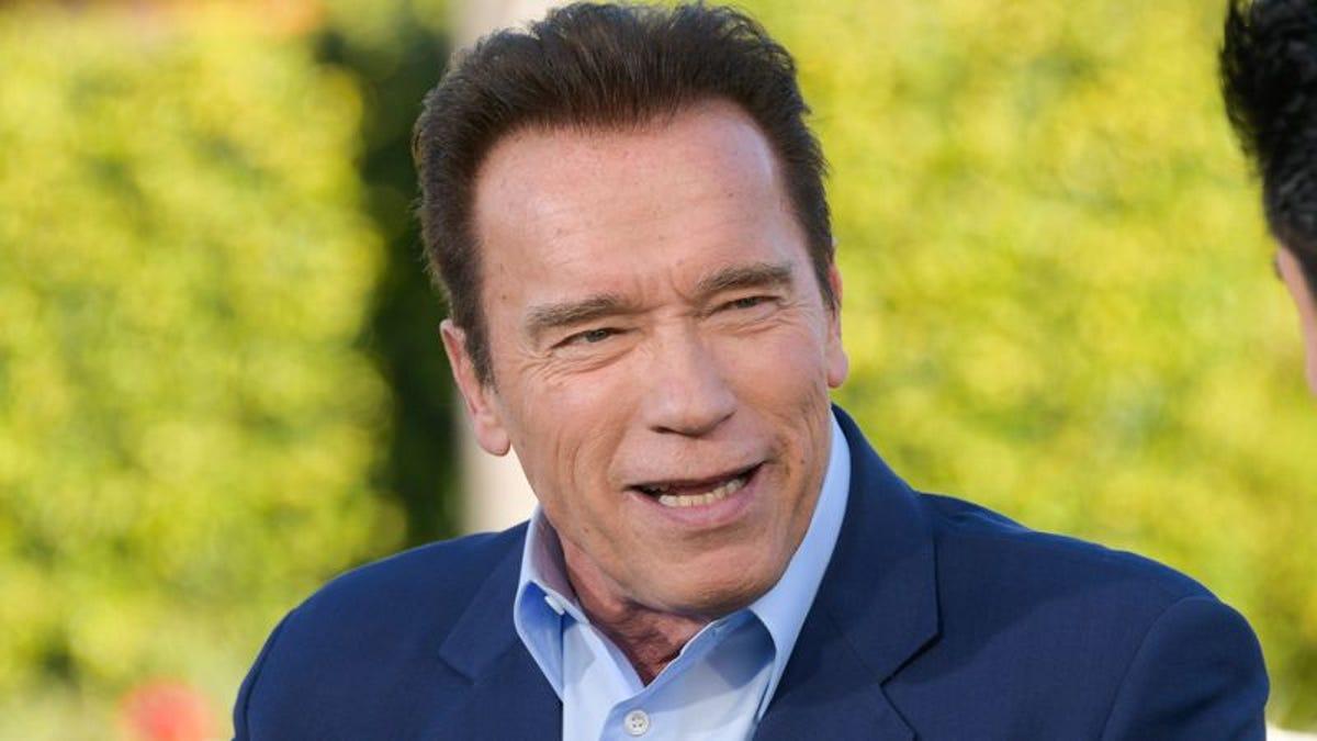 It's Rumor Time: Arnold Schwarzenegger might be in Wonder Woman