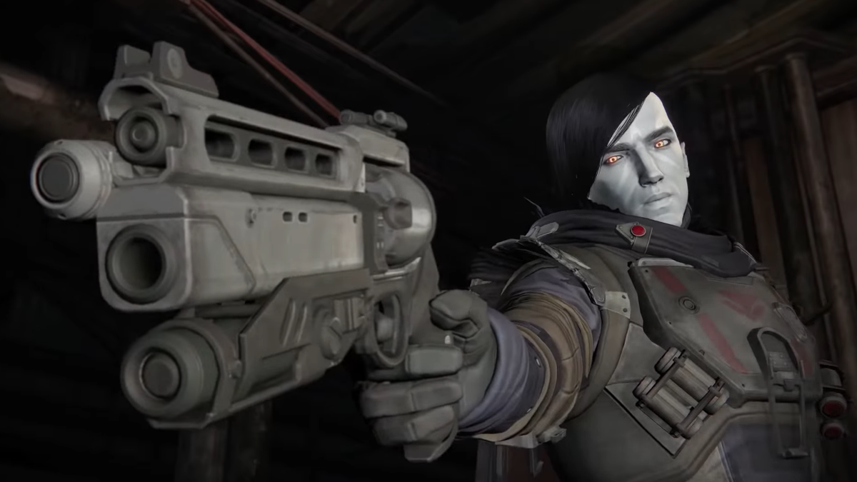 Destiny 2's Latest Quest References A Moment Cut From The First Game