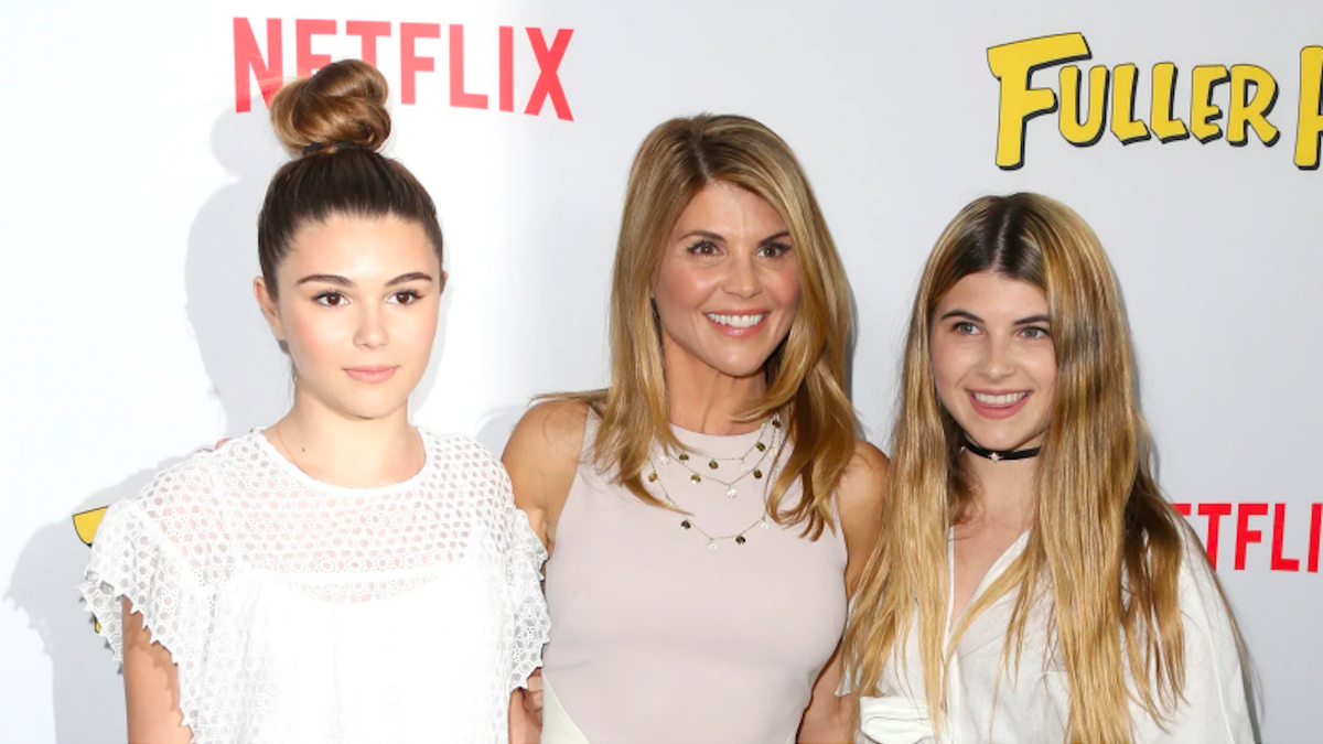 The Daughters Giannulli Are Rattled By Their Parents' Upcoming Prison Terms
