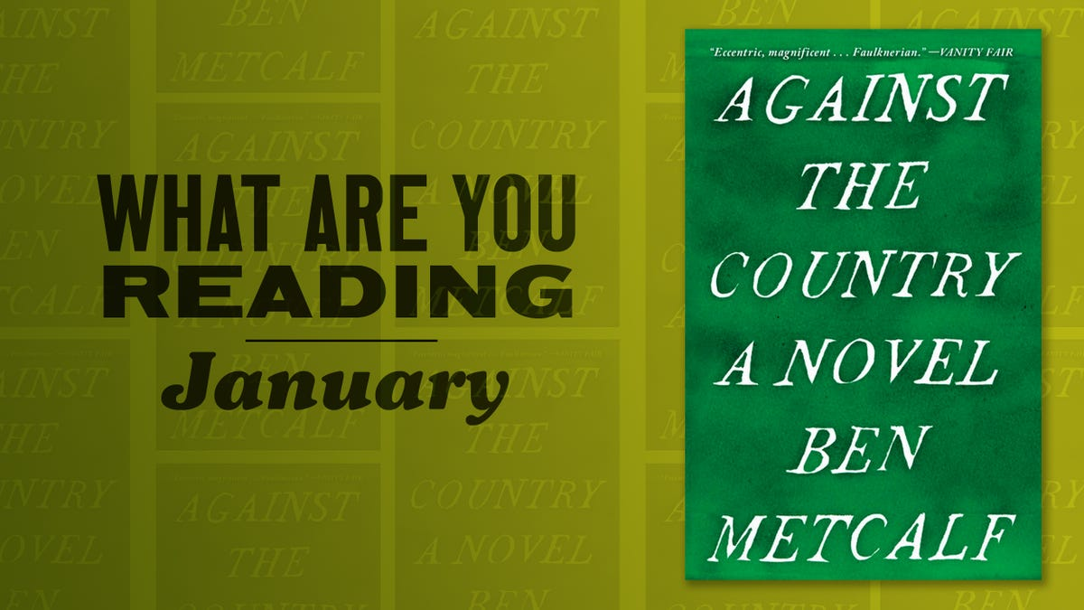 What are you reading in January?