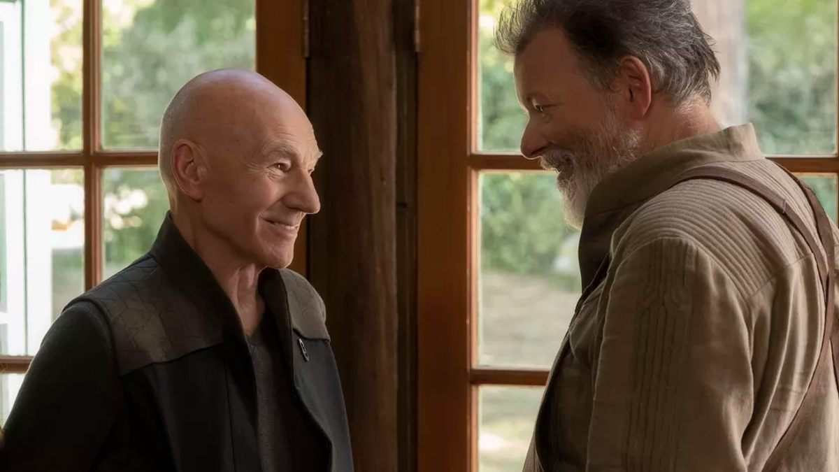 The Cast and Crew of Picard Discuss the Character-Centric Direction of Jean-Luc's Next Outing