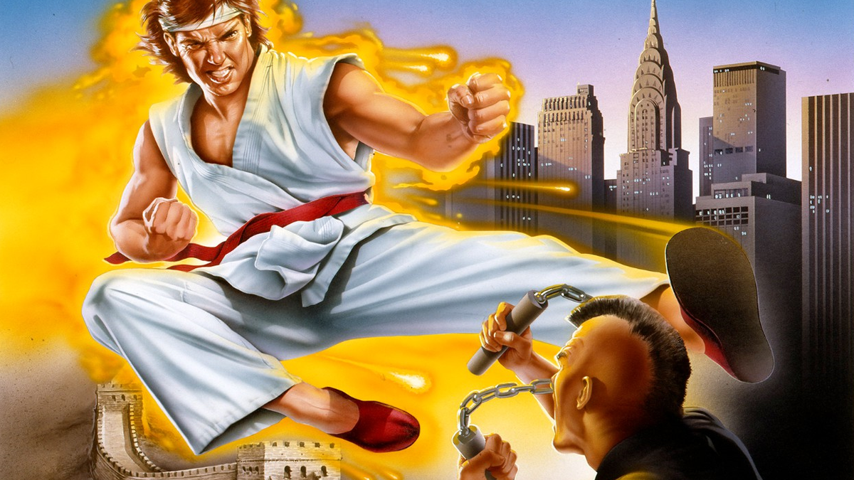 Street Fighter Was Almost Released For The 8-Bit NES