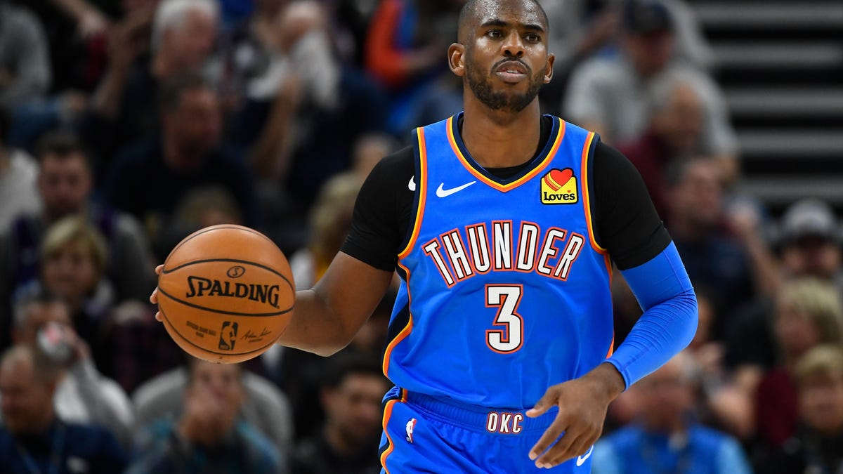 Black, Loud and Proud: Chris Paul Joins Forces With Mov App to Announce 'HBCU Sneaker Tour'