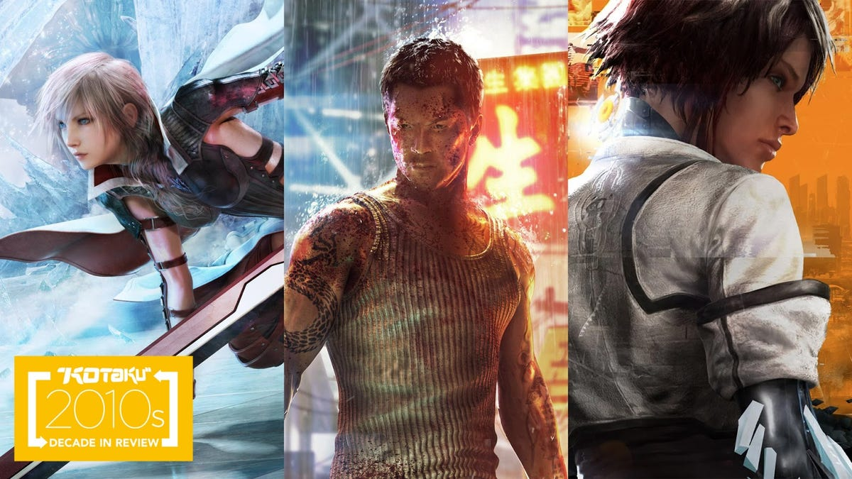 The Most Underrated Games Of The Decade
