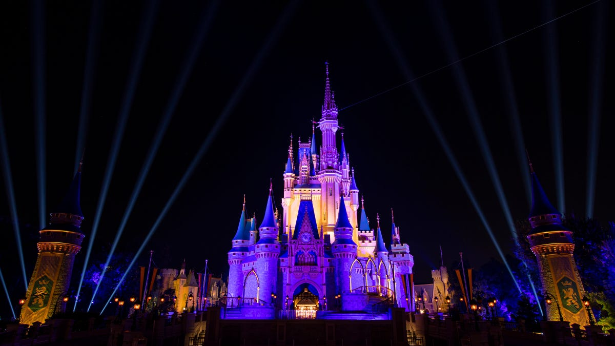 Ronald D. Moore developing Magic Kingdom shows for Disney Plus