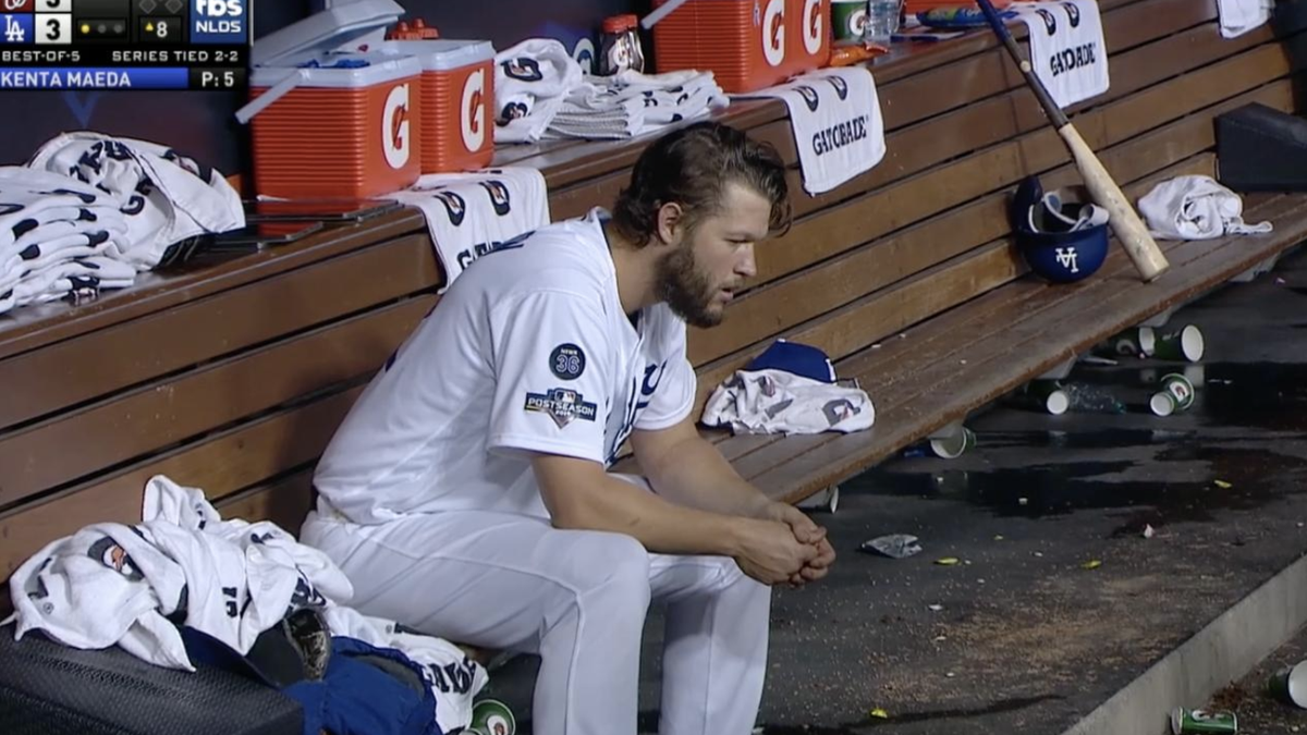 Clayton Kershaw, Dodgers Choke Away Game 5 In Stunning Fashion
