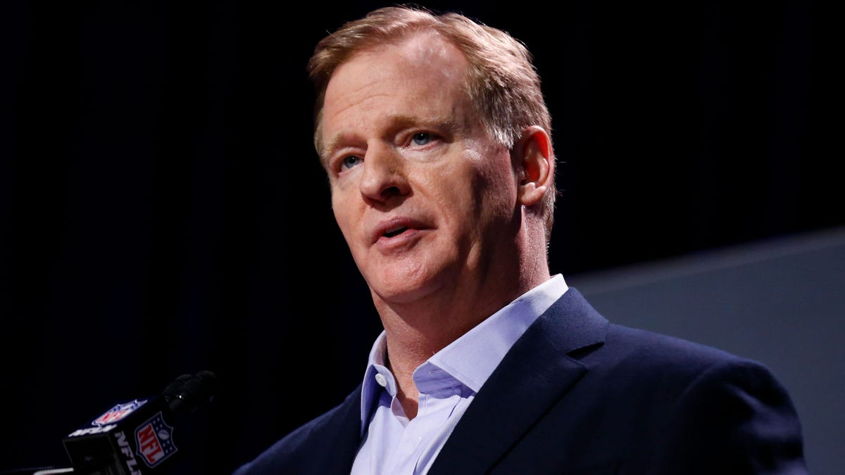 Roger Goodell Insists Martin Luther King Jr. Would Have Wanted 17-Game Football Season In Front Of Full Stadiums