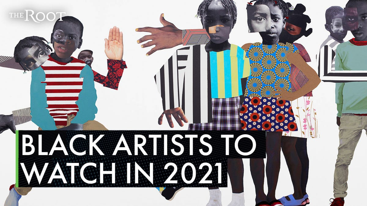 Black Female Artists Are Taking Over in 2021: The Art Exhibitions You Need to See