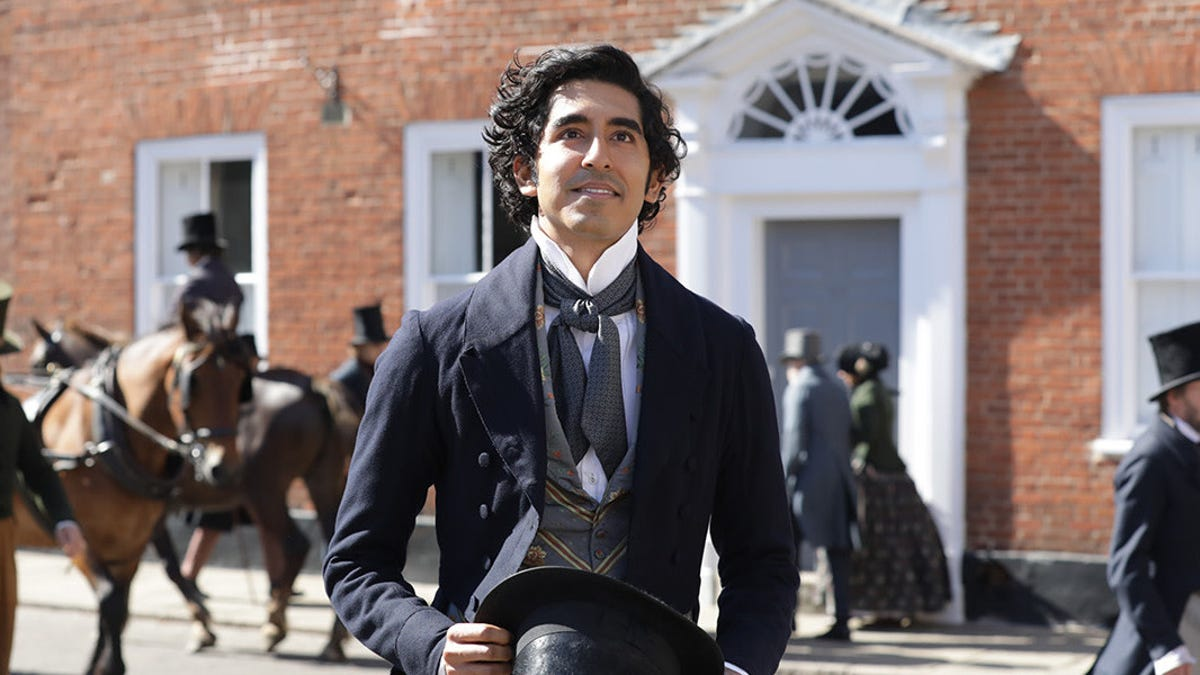 Dev Patel is David Copperfield in this trailer for Armando Iannucci's take on Dickens' classic