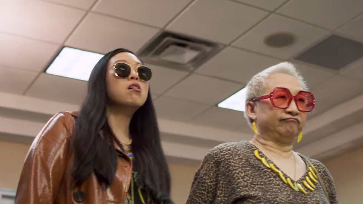 Awkwafina is Nora From Queens in star-studded Comedy Central series' first trailer