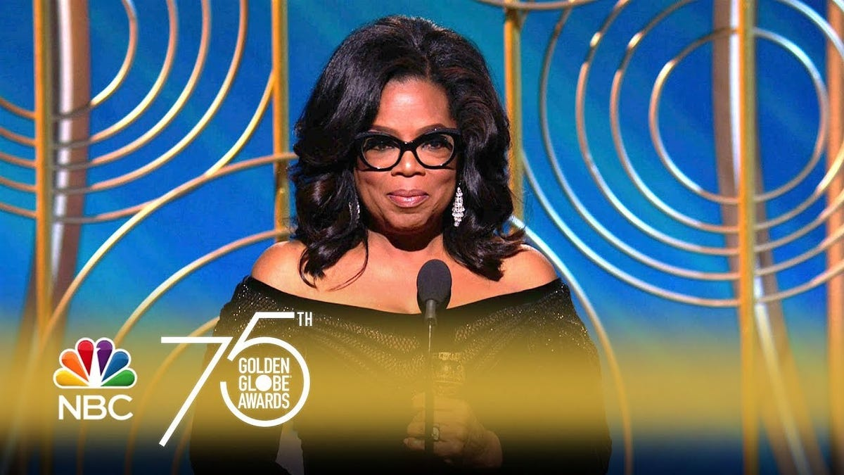 How to Give a Speech Like Oprah