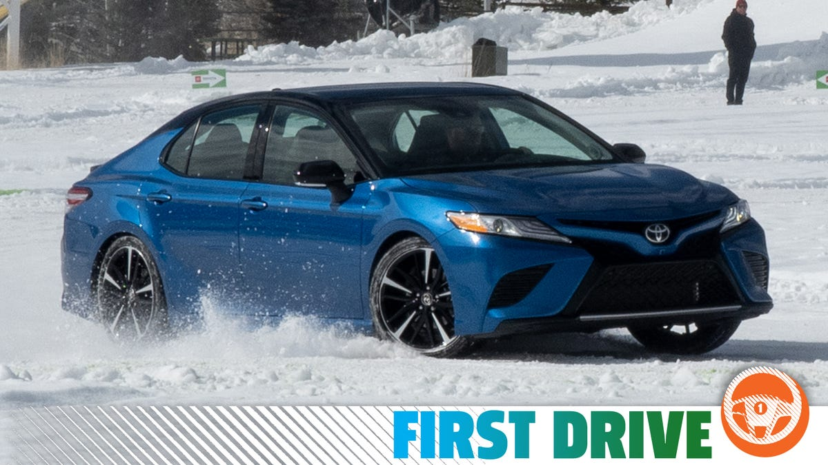 The 2020 Toyota Camry AWD Is Fine But The V6 Is The One You Want