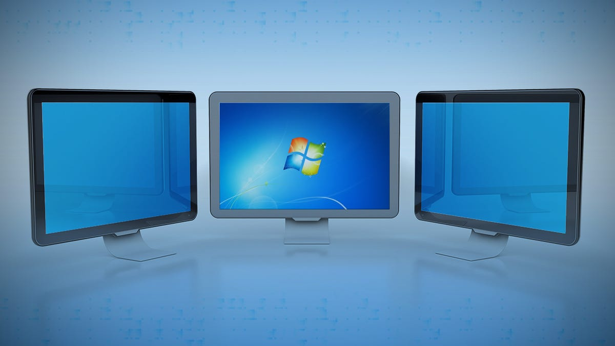 Make the Most of Your Multiple Monitors in Windows