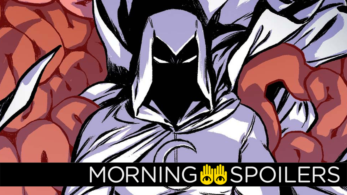 Wild Marvel Rumors About Just Who Could Take on Moon Knight
