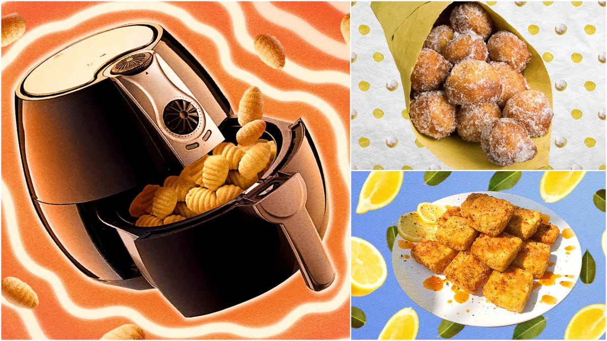 Gonna fry now: The Takeout's best air fryer recipes
