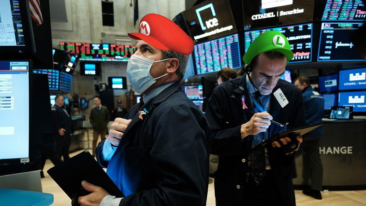 GameStop Stock Explodes Again Following Board Member's McDonald's Ice Cream Cone Tweet