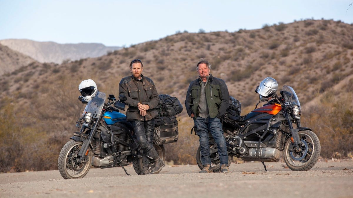 You Should Definitely Be Watching 'Long Way Up' Whether You Like Motorcycles Or Not