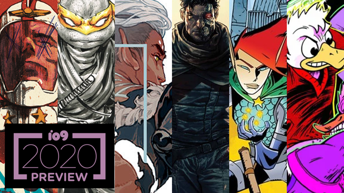 All the Awesome New Comics to Add to Your Pull List in 2020