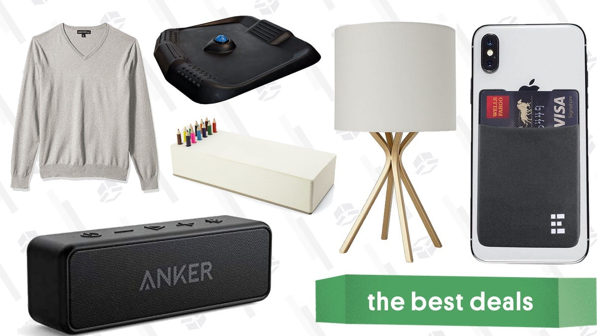 Saturday's Best Deals: J.Crew On Amazon, Cheap Housewares, The Most Popular Speaker, And More