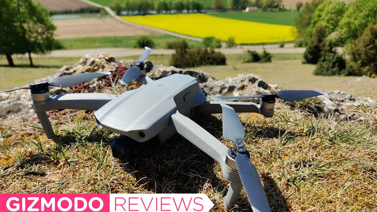 The Mavic Air 2 Is Definitely the Drone I Was Looking For