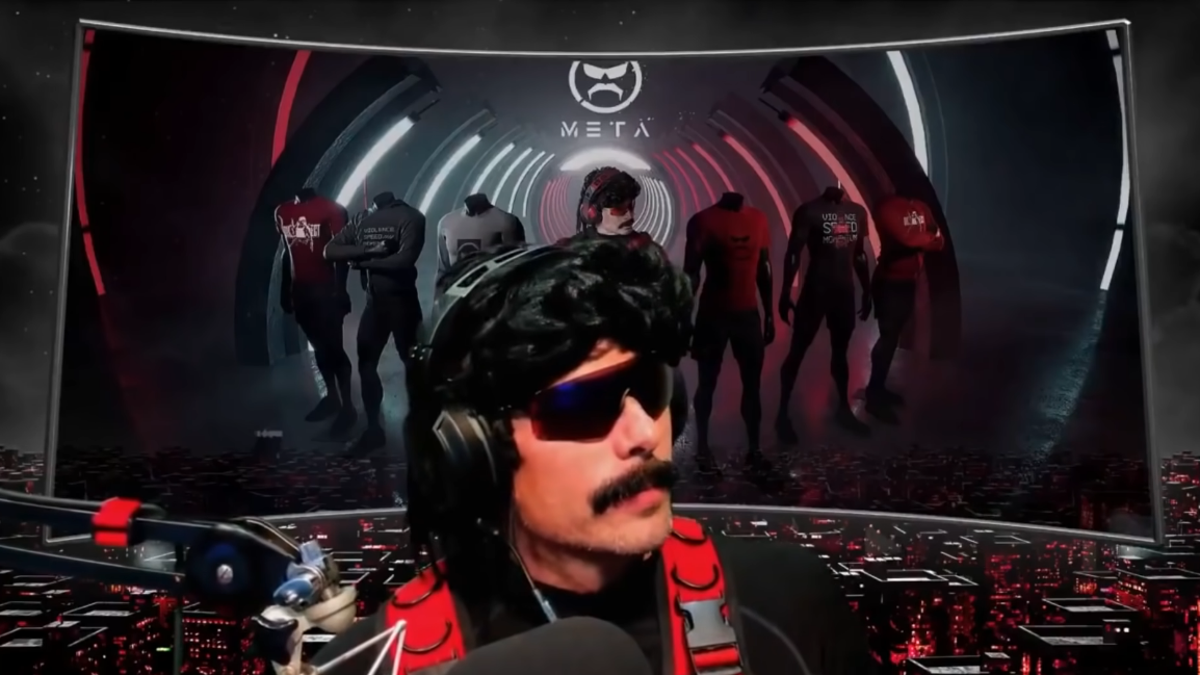 Weeks Later, Dr Disrespect Says He Still Doesn't Know Why He Was Banned From Twitch thumbnail