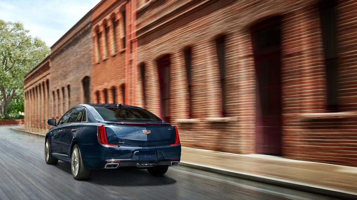 Finally Actually Dead: The Cadillac XTS: Report