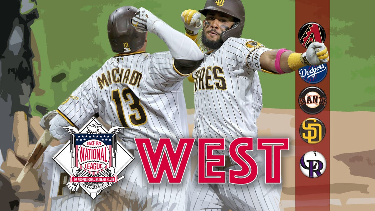 NL West Preview: The Rise of San Diego, the reign of L.A.