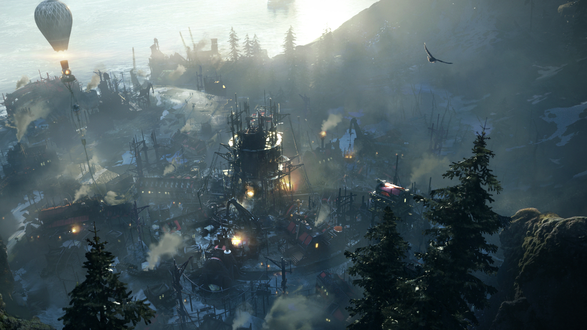 The Last Autumn Is Frostpunk's Best Expansion Yet