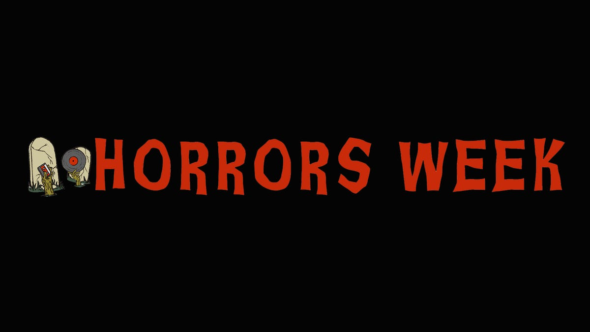 Welcome to Horrors Week 2020 at The A.V. Club