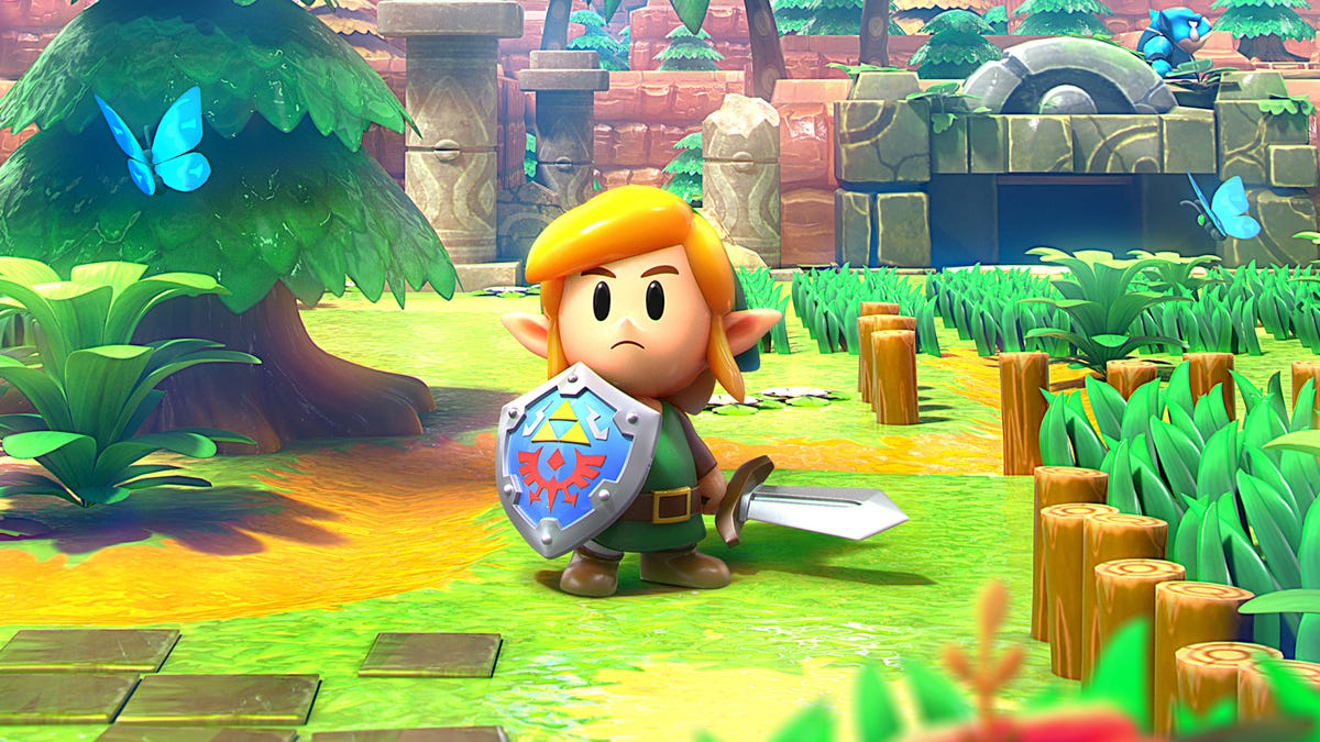 The Bite-Sized Link's Awakening Is The Perfect Follow-Up To Breath Of The Wild