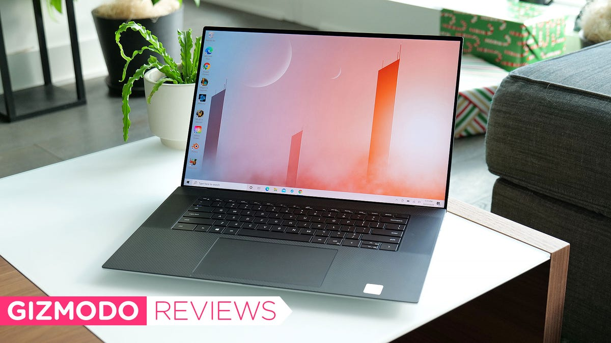 Dell XPS 17 Review: Big-Screen Laptops Are Back, and They're Awesome