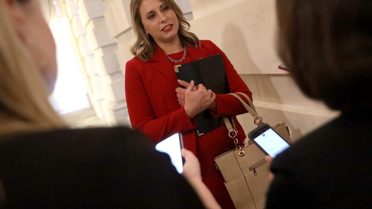 Katie Hill Writes About the Torturous Days Around Resignation