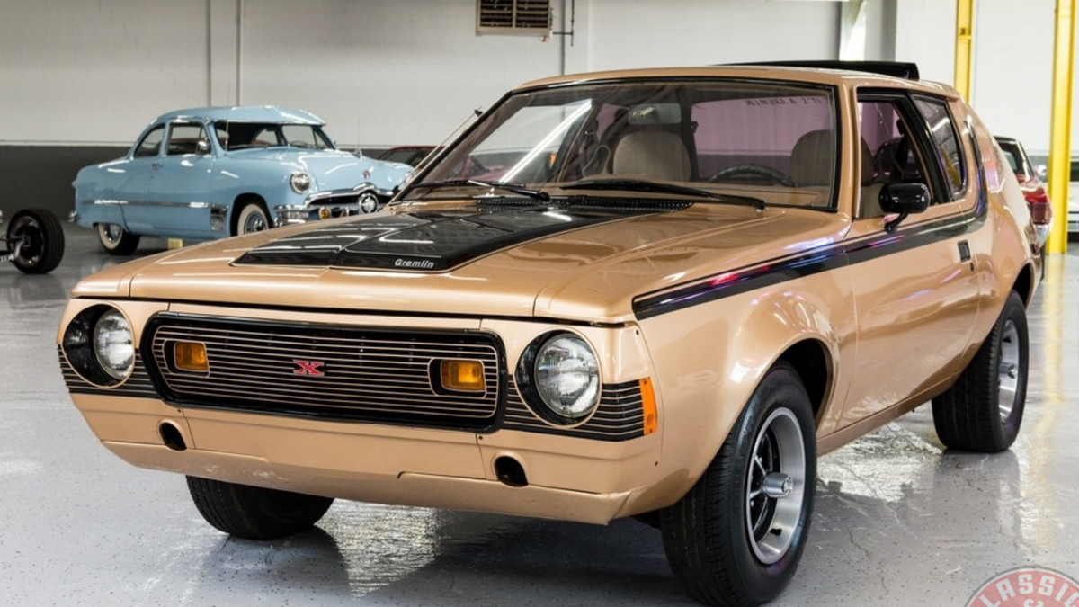 This Pristine 1976 AMC Gremlin X Is Making Me Question The Majority Of My Life Choices