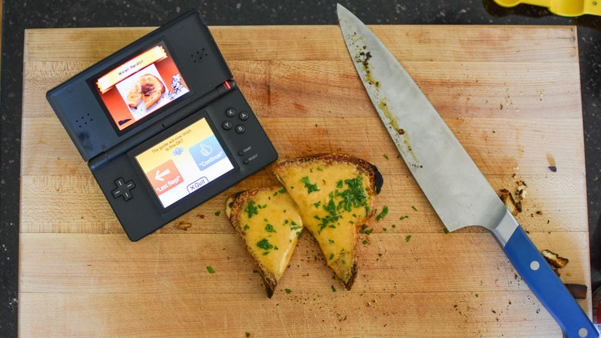 Personal Trainer: Cooking offers two screens, one kitchen, and a whole world to explore