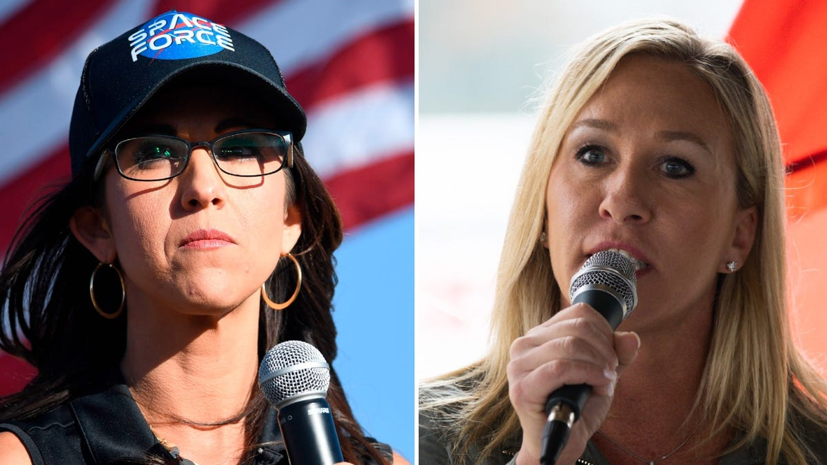 The QAnon Congresswomen, Who've Threatened the Squad With Physical Violence, Want to Carry Guns At the Capitol
