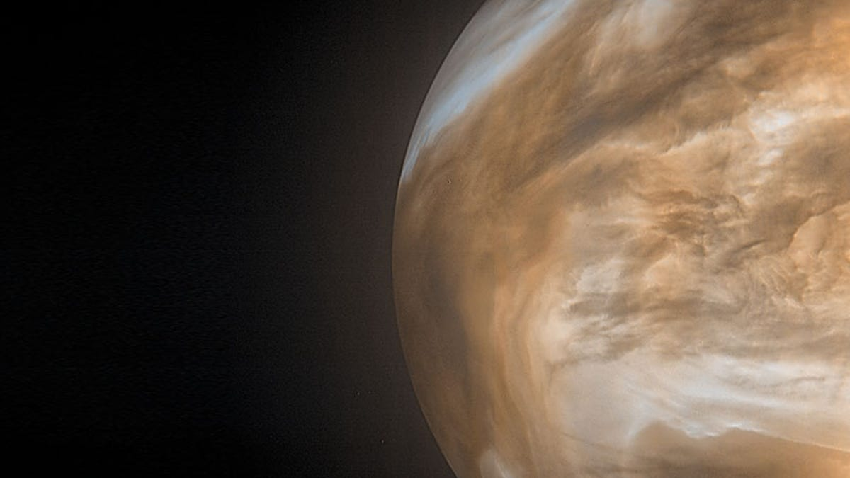 Intriguing 'Life' Signal on Venus Was Plain Old Sulphur Dioxide, New Research Suggests