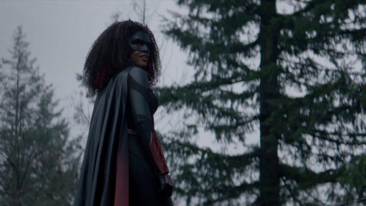 Tonight, a tale of two Batwomen