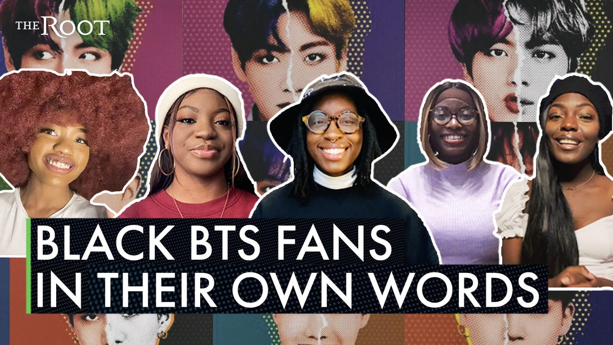 Black BTS Fans Share Why They 'Purple' This K-Pop Group