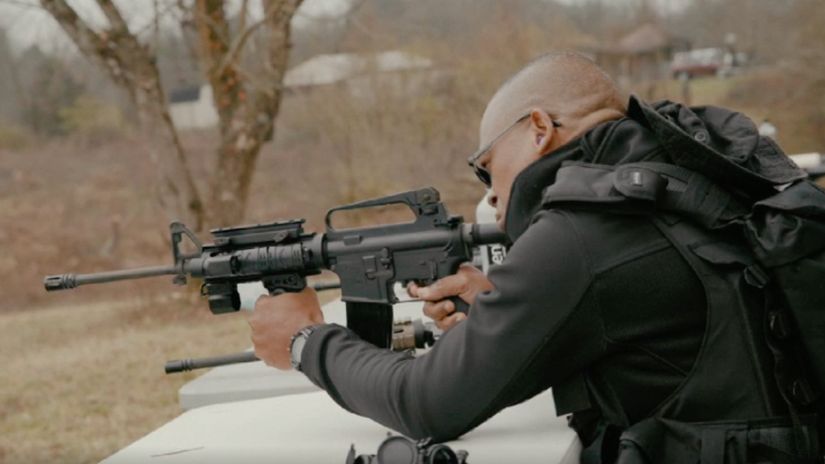 Exclusive Clip: The Largest Armed Black Militia in the U.S. Uphold Their 2nd Amendment Rights in Season 2 Launch of Showtime's VICE