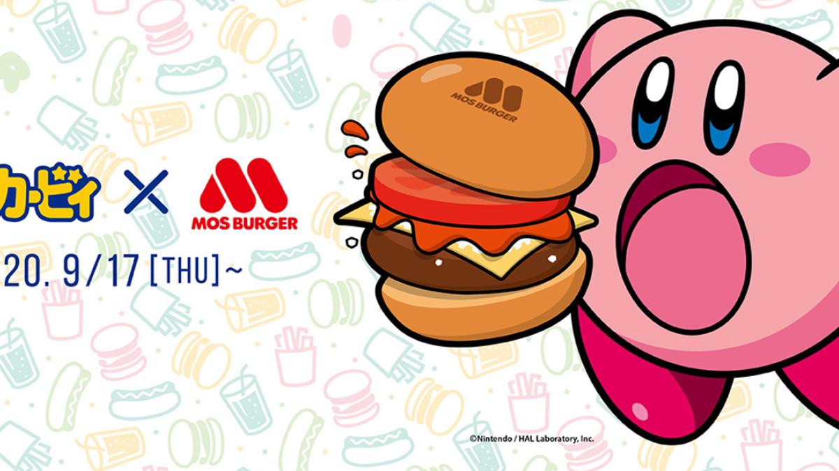 Japan Kirby Is Now Selling Hamburgers In Japan thumbnail