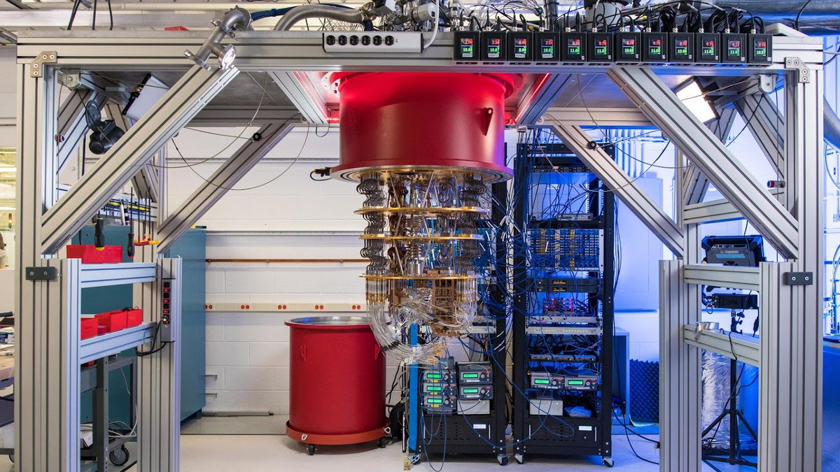 Google Confirms Achieving Quantum Supremacy