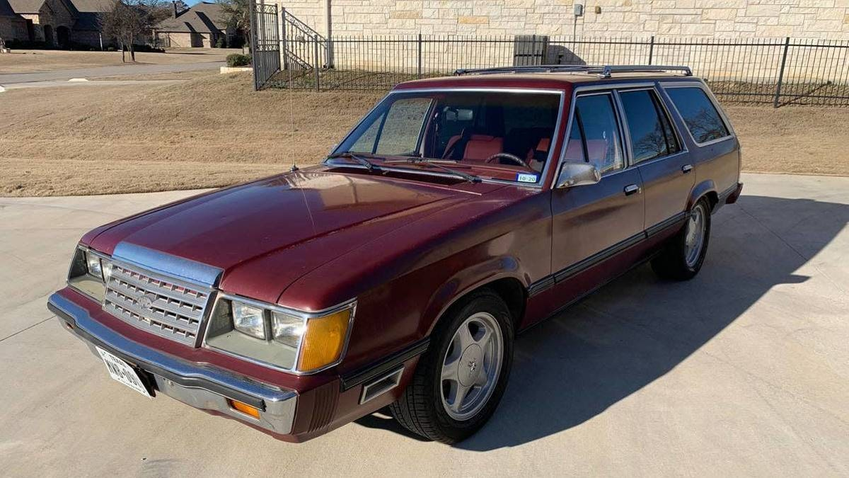 At 4 500 Could This 1986 Ford Ltd Wagon Have Unlimited Appeal
