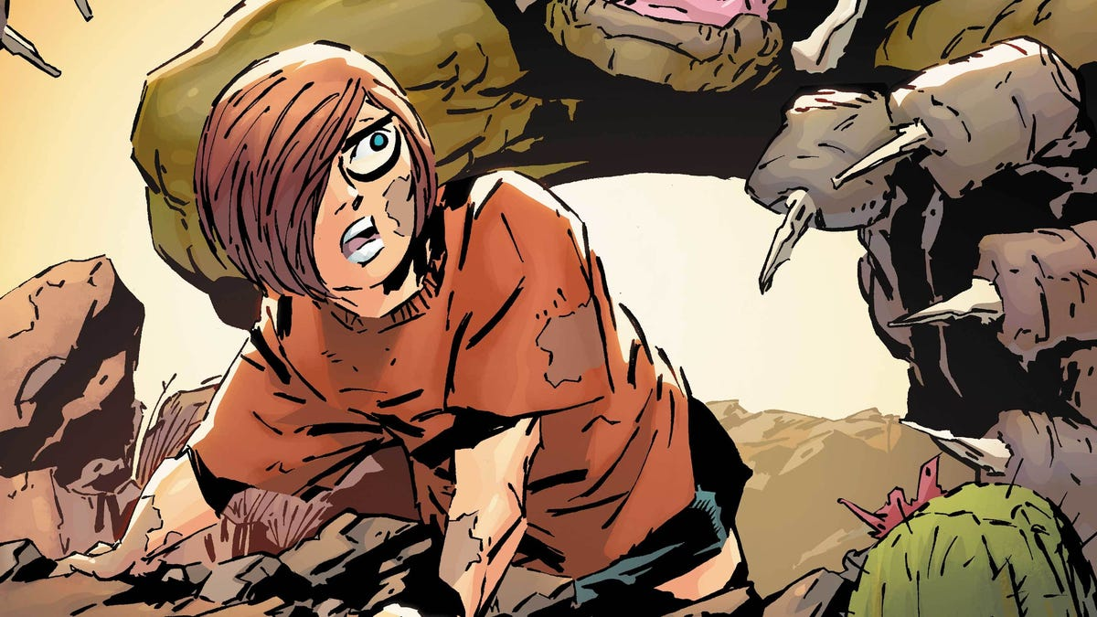 The Inferior 5 get an off-kilter horror reimagining in this exclusive preview