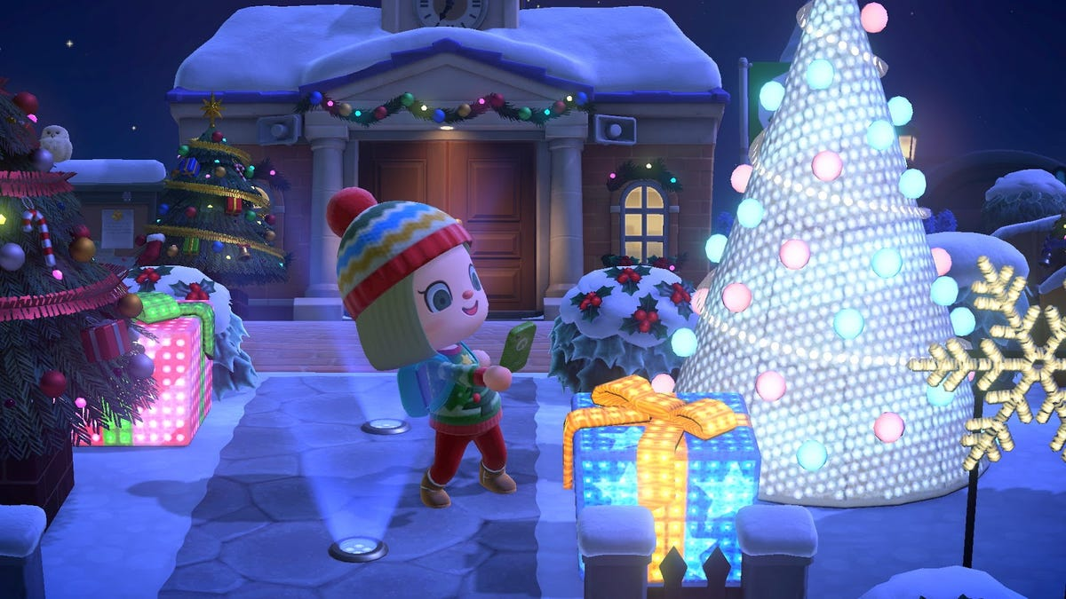 Sorry, Animal Crossing Time Travelers, You Can't Skip Ahead To The Holidays