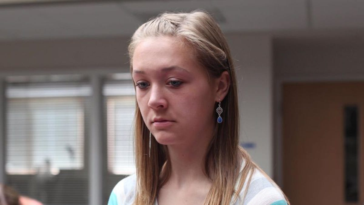 Study: Depression Up Among Teenage Girls Able To Perceive Any Part Of World Around Them