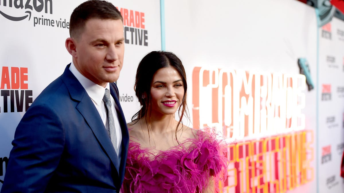 Channing Tatum and Jenna Dewan's Kid Can Be an Influencer but Only If They Both Agree
